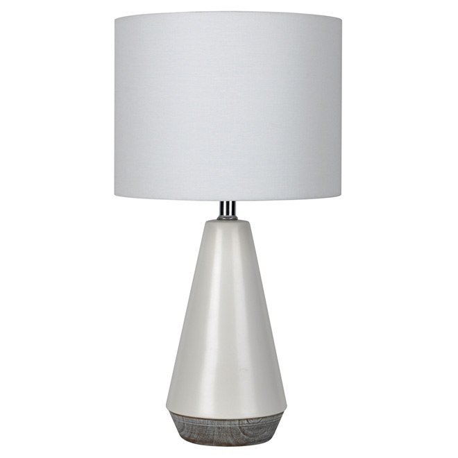 "Artwood Table Lamp - 22"" - 60W"