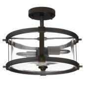Trattoria 2-Light Semi Flush-Mount - 14