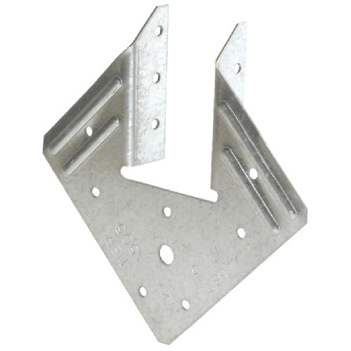 "Steel Anchor Plate 1 9/16"" x 2 5/8"" - Box of 100"