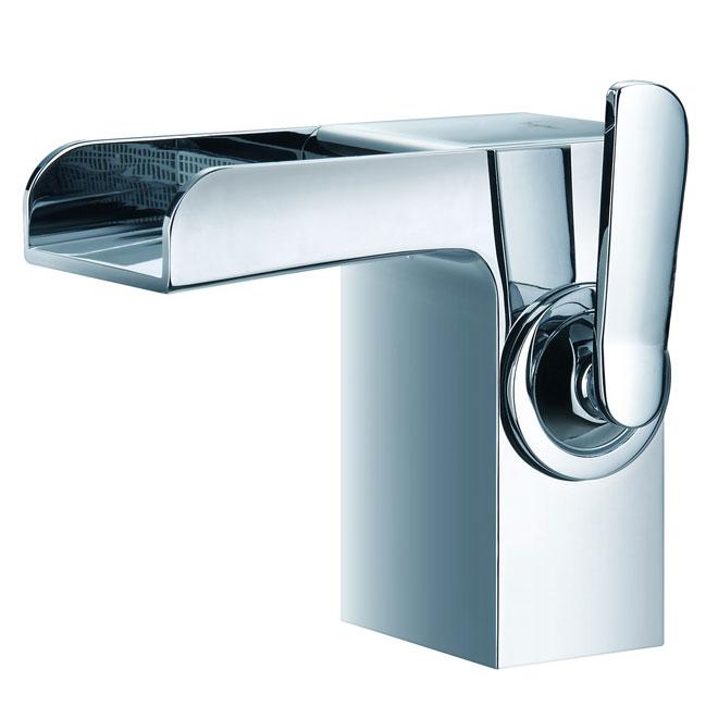 Robinet de lavabo cascade rona for Robinet salle de bain rona