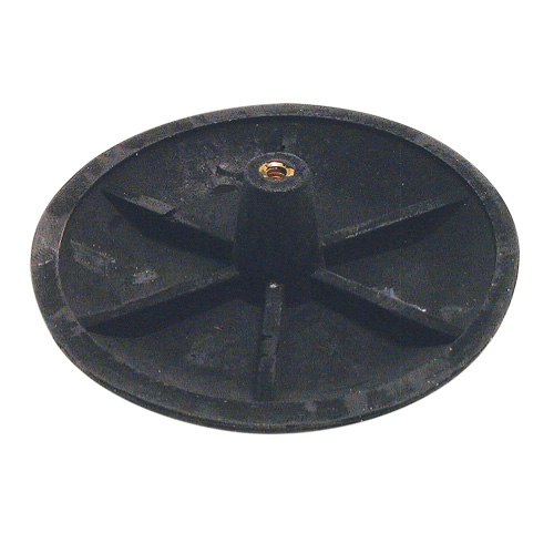 Screw-On Seat Disc - Black