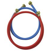 Inlet Washing Machine Hose Set - 1/2