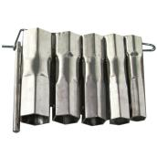 Plumbers Socket Wrench Set - 7 Pieces