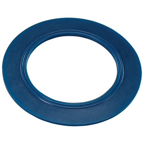 Blue Silicone Toilet Flapper Seal
