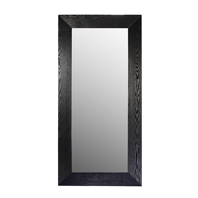 leaner large wall mirror 37 x 75 rona