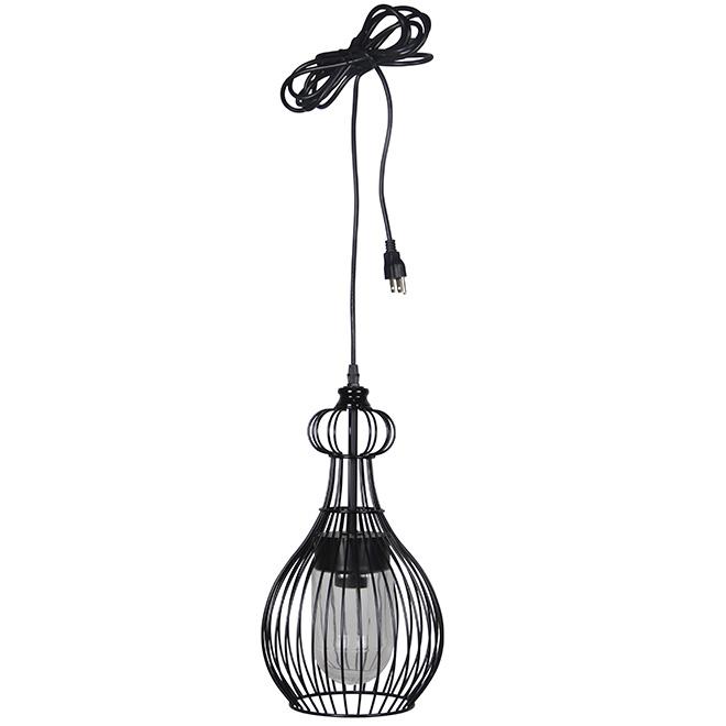 Luminaire suspendu ext rieur cobanna rona for Suspension luminaire exterieur jardin