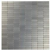 Self-Adhesive Metal Tile - Urban DG - Dark Grey