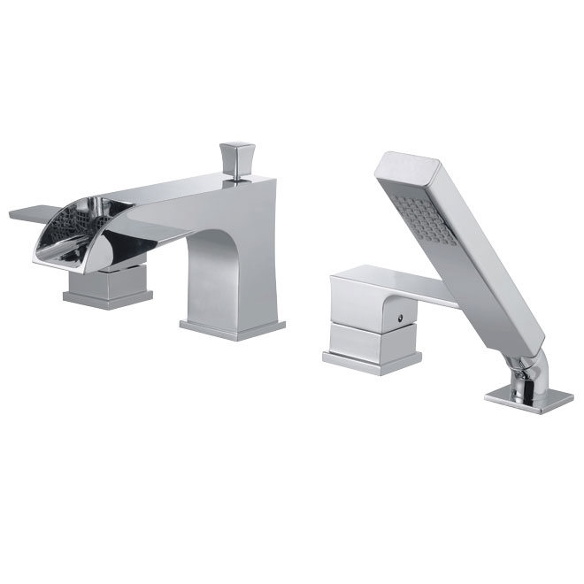 UBERHAUS DESIGN  Bathroom Faucets Roman Tub Faucet RONA