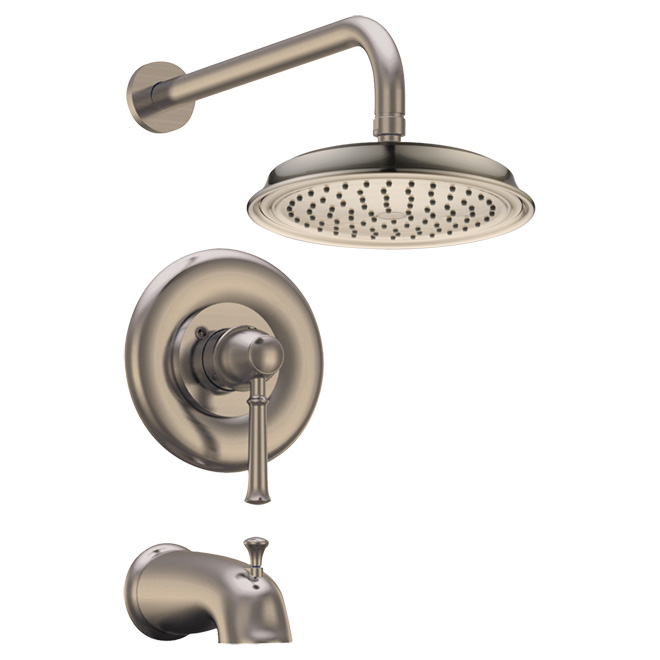 """Georgia"" 1-Handle Bath and Shower Faucet"