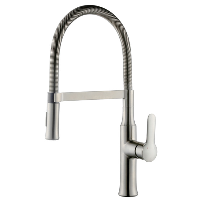 """Toribo"" 1-Handle Kitchen Faucet"