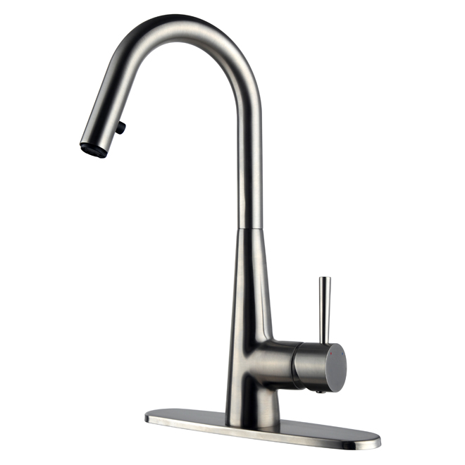 "1-Handle Kitchen Faucet ""Nabara"""