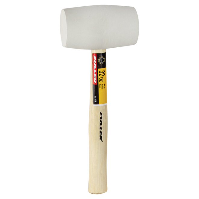 Rubber Mallet - 32 oz