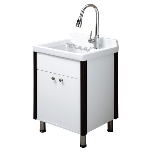 Laundry Sink With Cabinet