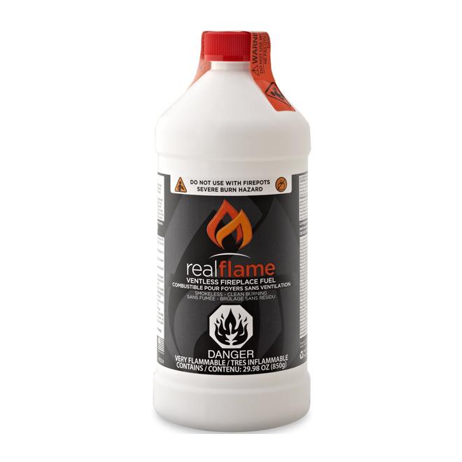 Combustible pour foyer sans ventilation rona for Foyer exterieur rona