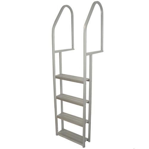 chelle de quai en aluminium 4 marches rona. Black Bedroom Furniture Sets. Home Design Ideas