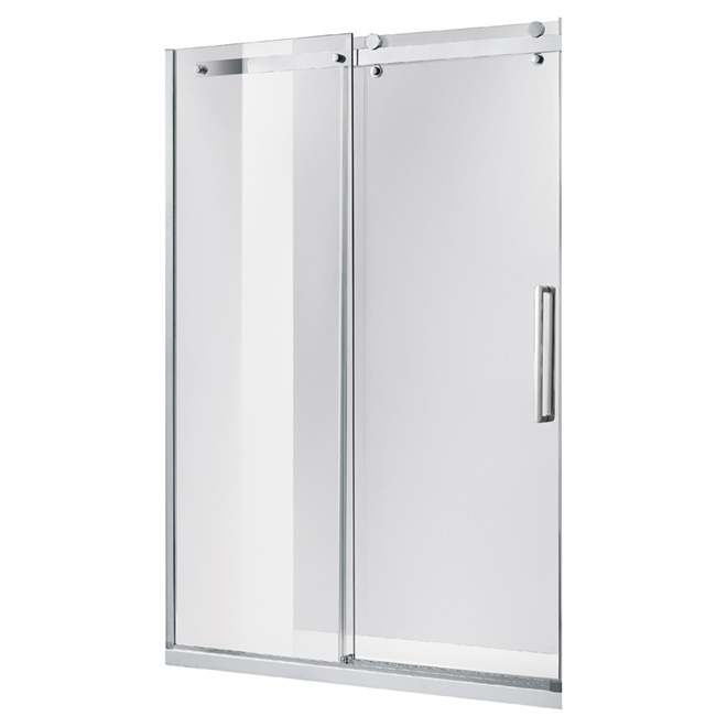 """Dettifoss"" Shower Door - 48"" x 75"""