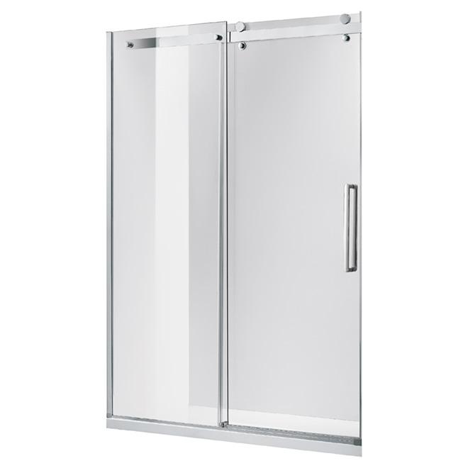 dettifoss shower door 58 5 x 75 rona