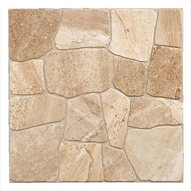Floor tiles rona for Large vinyl floor tiles