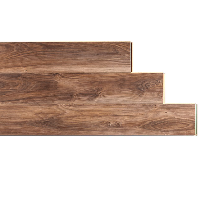 Laminate Flooring 10mm - Megaloc - Black/Brown