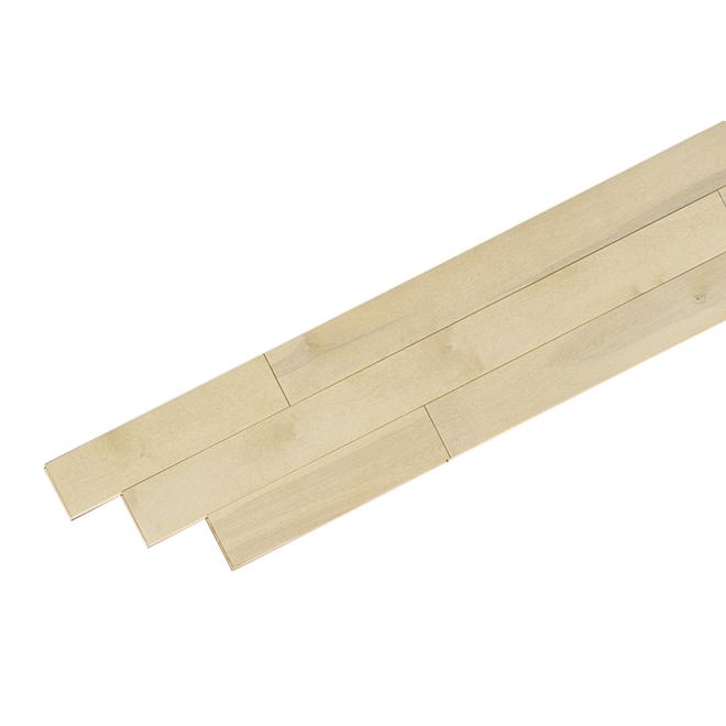 Merisier Bois Franc : Birch Hardwood Flooring