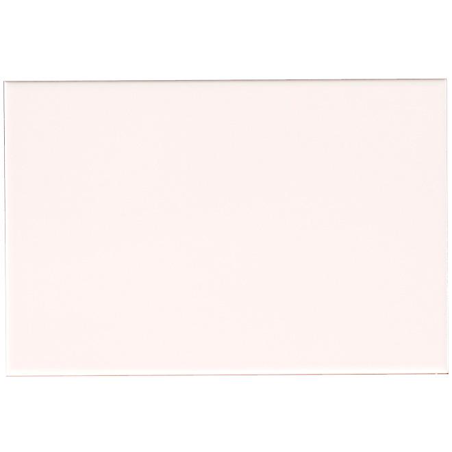 Tuiles De C Ramique 8 X 12 Po Blanc Brillant Rona