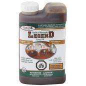 946 mL Medium Walnut Color