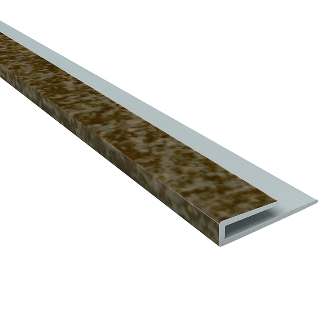 Edge trim strip