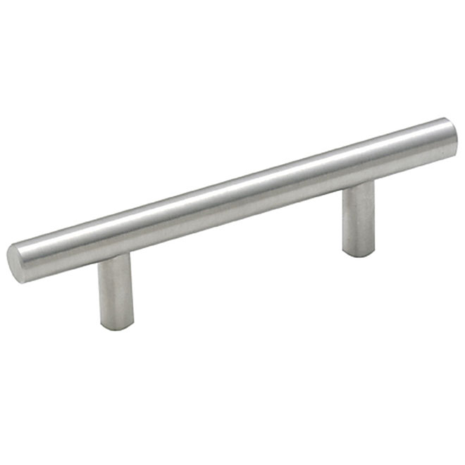 "Cabinet Pull - Bar - 3"" - Stainless Steel"