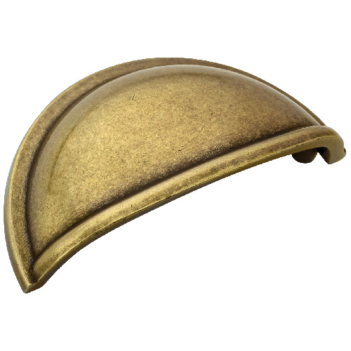 Metal Brass Finish Pull Handle
