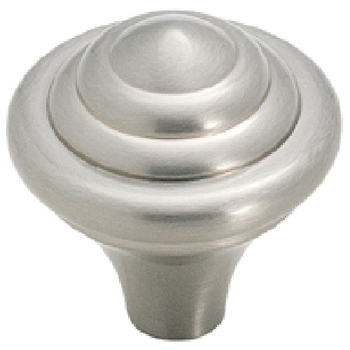"""Abstractions"" Zinc Alloy Round Knob"