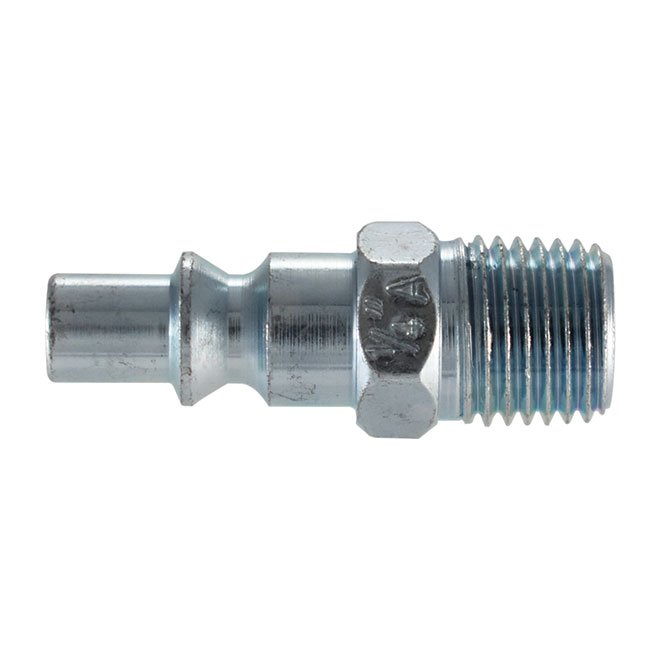 Air Compressor Quick Connect Fitting Plug - 1/4""
