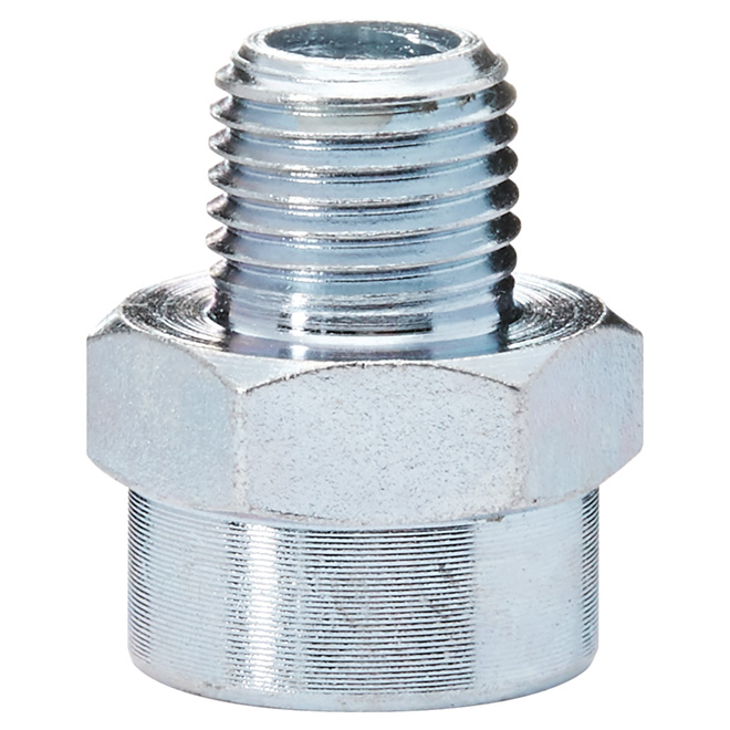 "Reducer Adapter - 1/4"" Male x 3/8"" Female"