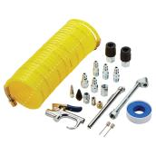 Pneumatic Accessory Kit - 20 Pieces