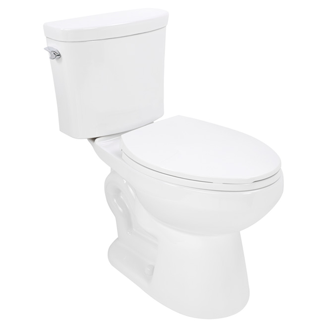 Bathroom Toilets And Bidets RONA - Elongated bowl toilet dimensions
