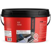 Ultra Plastic Cement for All Surfaces - 4 kg - Black