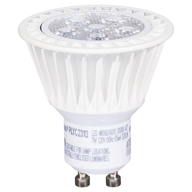 7W LED Dimmable GU10 Bulb - Bright White