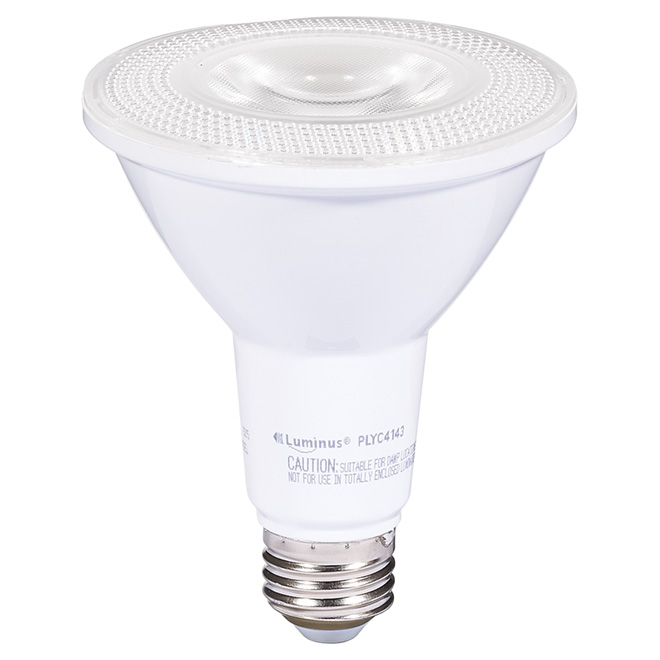 12W LED Dimmable PAR30 Bulb - Bright White