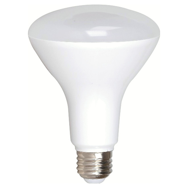 8W LED Dimmable BR30 Bulb - 4 Pack