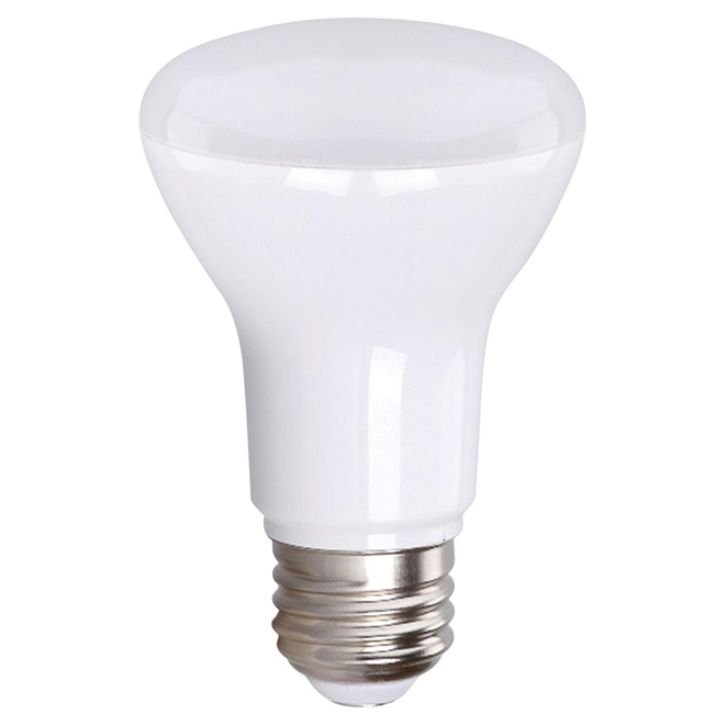 7.5W LED Dimmable R20 Bulb - Warm White