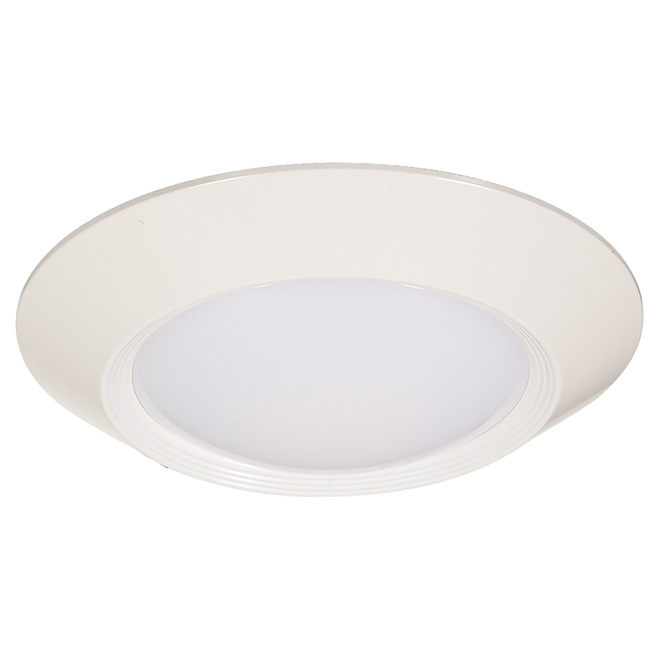 Round LED Light - 7 W - Dimmable - Bright White