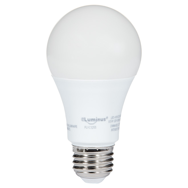 DEL Lightbulb A19 - 9.5 W - Day light