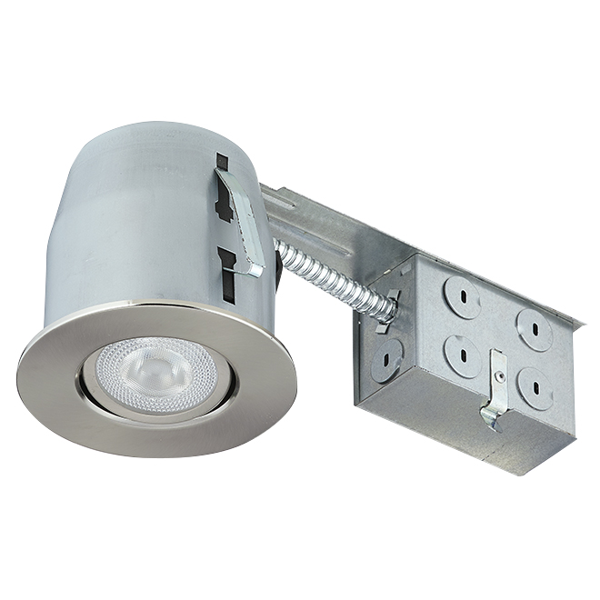 luminaire encastr intensit r glable del par20 7 w rona. Black Bedroom Furniture Sets. Home Design Ideas