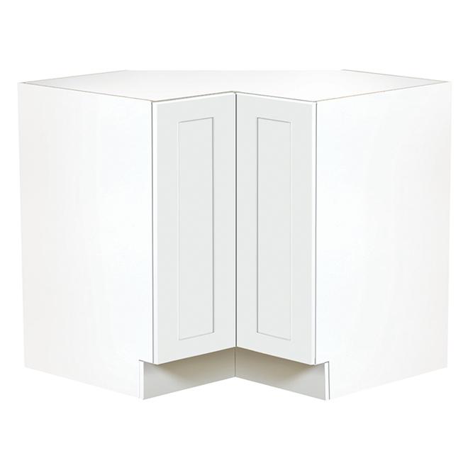Corner Kitchen Cabinet 1 Door 36 Quot White Rona