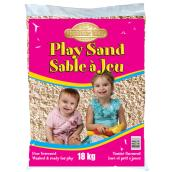 WASHED PLAY SAND
