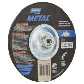 Metal Depressed Centre Grinding Wheel - 7