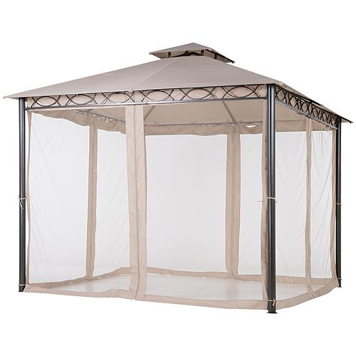 Sun Shelter Metal : Metal roof sun shelter
