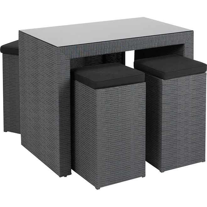 "Soho"" Outdoor Dining Set 