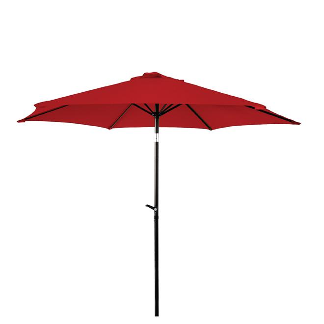 parasol inclinable rona. Black Bedroom Furniture Sets. Home Design Ideas
