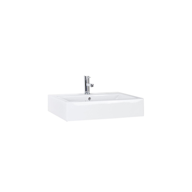 Sink - Vitreous China Porcelain Vessel Sink - White