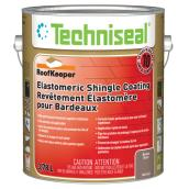 Elastomeric Shingle Coating